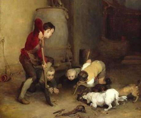 Hírességek és kutyáik a XIX. században